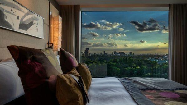 ホテルニューオータニ東京で業界初の24時間ステイ。ホテルのニューノーマル